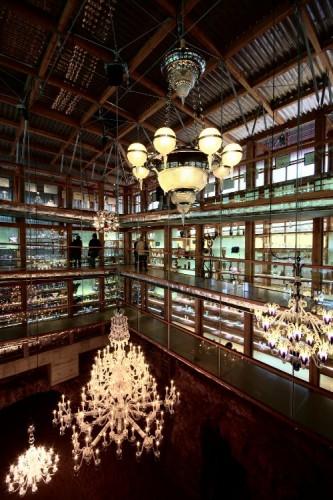 musée des cristalleries de Saint-Louis - cliché Cédric AMEY