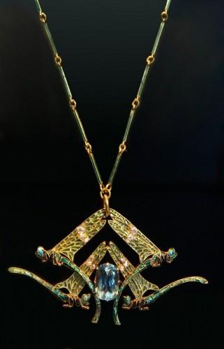 bijou Lalique - cliché Cédric AMEY