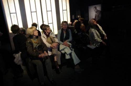 Groupe AAMEN au musée Lalique de Wingen-sur-Moder - cliché Cédric AMEY