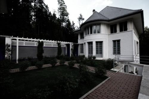 La-Chaux-de-Fonds, maison Blanche de Le Corbusier