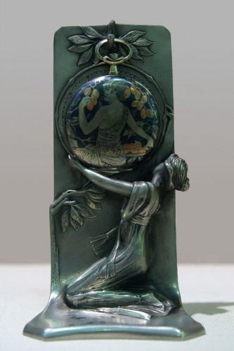 La-Chaux-de-Fonds, boîtier de montre